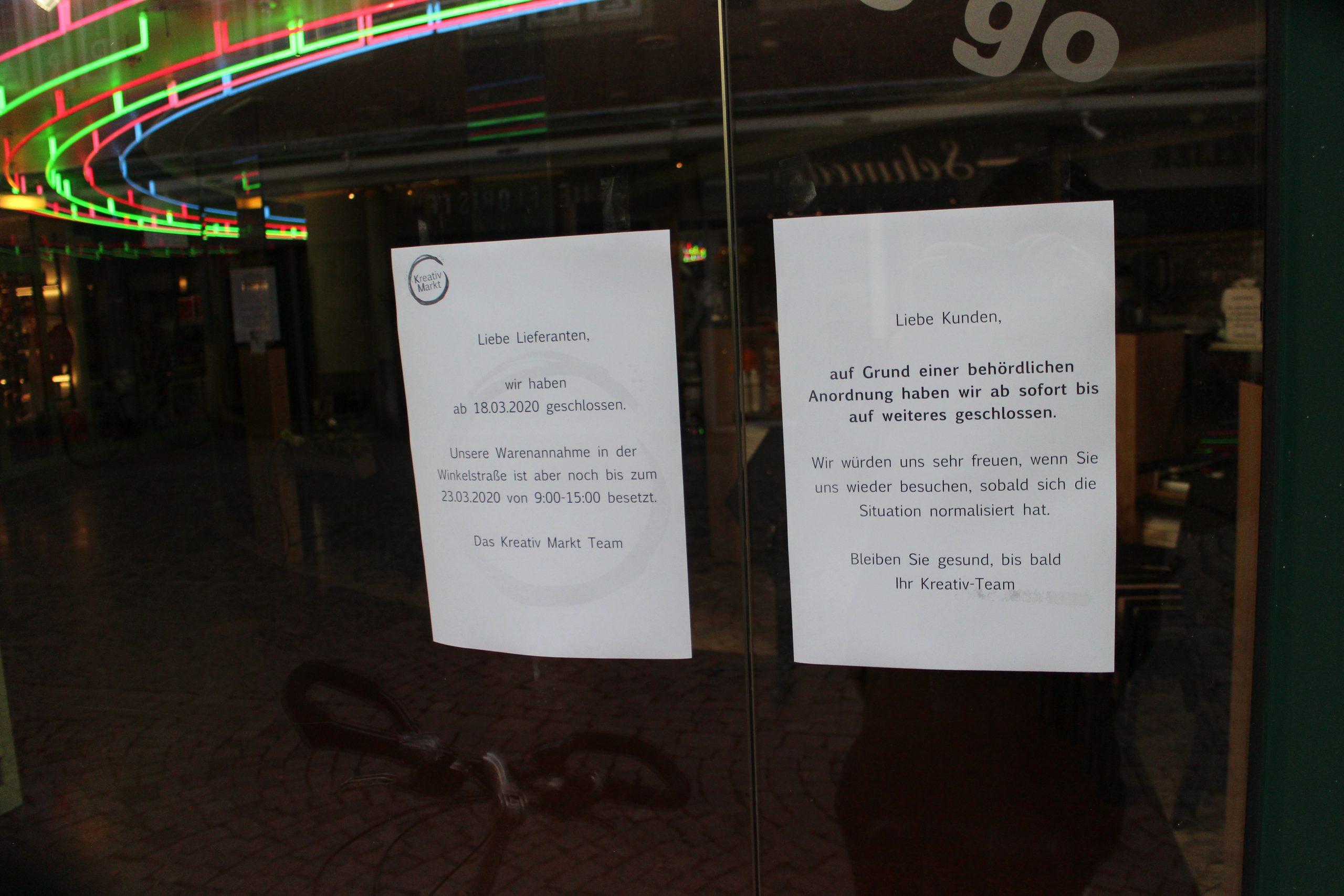 Dieses Geschäft hat geschlossen.