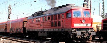 Der Atommüllzug fährt durch Münster...