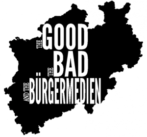 Logo von The Good, the Bad and the Bürgermedien